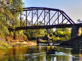 1904 train trestle dallas texas trinity river
