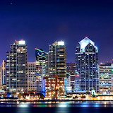 Downtown, San Diego...