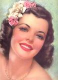 Vintage Beauty @ Pinterest...