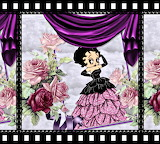 Betty Boop Loves Purple