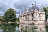 France Chateau Azay-le-Rideau 1