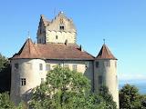 Old Meersburg Castle - Germany