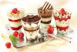 Ice Cream Parfaits