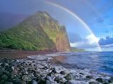 Beautiful_rainbow_waialu_valley_molokai_hawaii