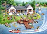 Summer at the Lakehouse