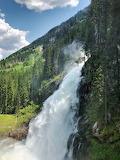 Krimml Waterfalls, Австрия