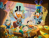 Uncle Scrooge's Turqouise