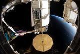 "Space ESA ""Cygnus NG-12 cargo vehicle"""