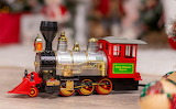 Small train, toy