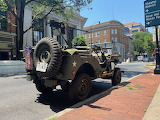 George Arcay's Willys M38