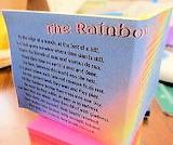 Rainbox Book the Background for the Rainbow Bridge by Jayleen Sa
