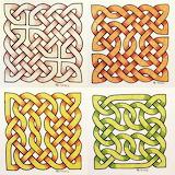 Celtic knot color