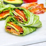 ^ BLT Avocado Wraps