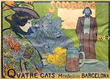 Sombras Quatre Gats Montesion Barcelona