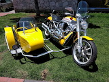 Yellow Sidecar