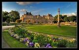Les jardins du Louxembourg