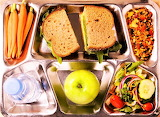 #Healthy Lunch Tray Getty Image