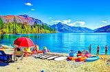 Lake, New Zealand