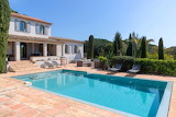 Pretty White Provencal villa, garden and pool