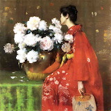 William Merritt Chase, Peonies, 1897