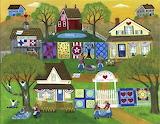 Old Tyme Barn - Cheryl Bartley