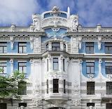 Museum Riga Art Nouveau, Latvia