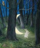 "Bunny ""When the Moon Came Down"" ""Feridun Oral"""