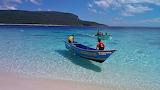 The Island of Jaco East Timor Boats Sunda Island Group