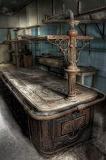 Abandoned French Kitchen