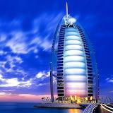 Burj al Arab Hotel...