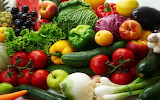 #Colorful Fruits & Vegetables