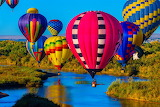 Coloful Balloons
