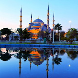 Blue Mosque, Istanbul,Turkey...