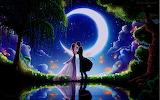 A Moon-lit Kiss