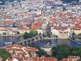 Puente de Carlos sobre el río Moldava, Praga