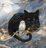 Owl-Pussycat by Helena Nelson-Reed