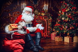 Santa-claus-kids