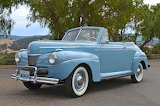 1939 Ford convertable
