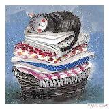 Alex Clark, Laundry Basket