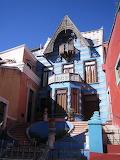 Casa de las Brujas Guanajuanto Mexico