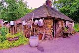 #Old World Farm Cottage