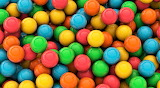 #Colorful Candies