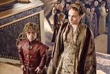Tyrion Lannister y Sansa Stark