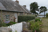 Chausey, Houses