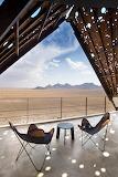 "Architecture archdaily andBeyond ""Sossusvlei Desert Lodge"" ""Fox"