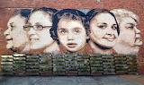 Street Art Melbourne Strong Sistas 23rd Key