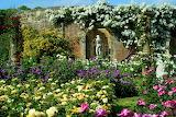 Hever Castle Rose Garden, England
