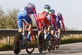 Tirreno-Adriatico 2012 TTT Lampre