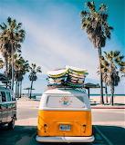 Surf-Van, Venice Beach