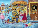 Christmas Art by Tricia Reilly  Matthews...